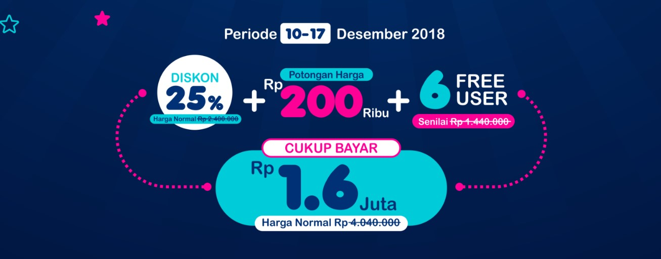 promo accurate online desember 2018