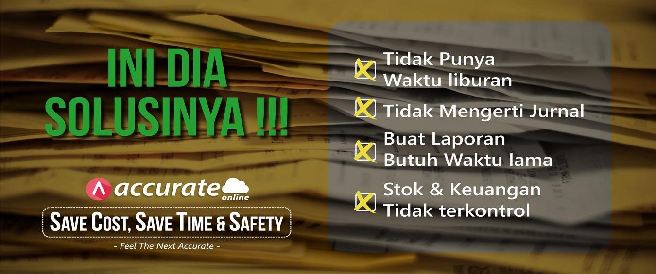 accurate online surabaya