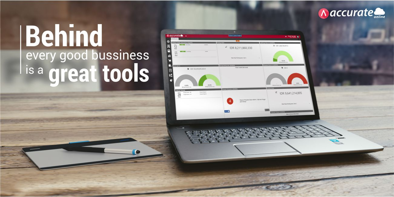 Penjualan Resmi Software Akuntansi Accurate Online Untuk Wilayah Manado