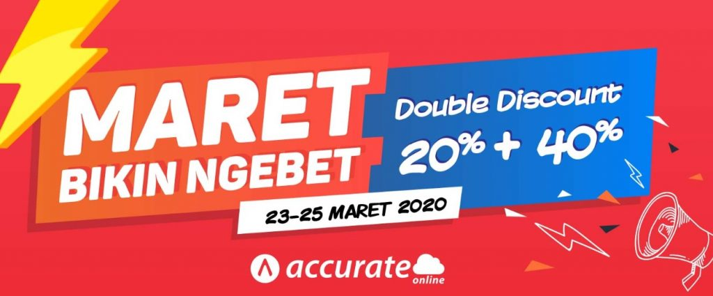 promo accurate ngebet maret 2020