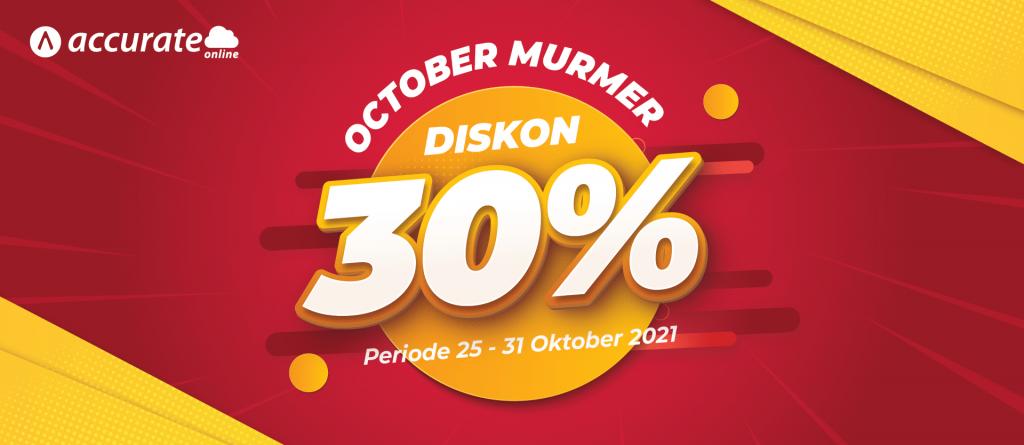 Promo Accurate Online Oktober2021